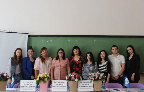 В Ростове-на-Дону выпустили первых специалистов по греческому языку
