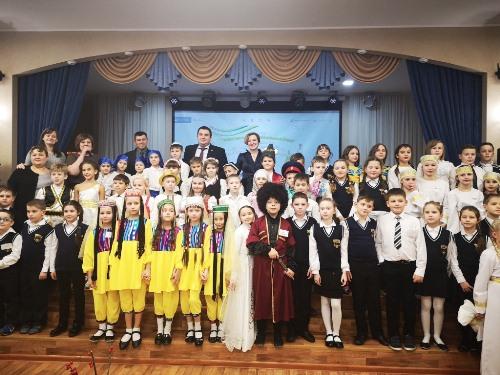 Проект во имя Дружбы и Согласия реализует греческая автономия Ростова-на-Дону