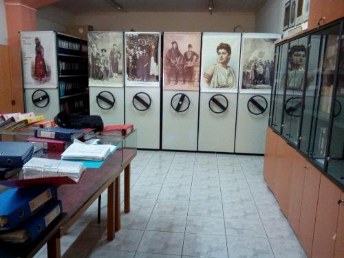 Архив Центра Черного моря передан университету им. Аристотеля г. Салоники при поддержке Благотворительного Фонда Ивана Саввиди