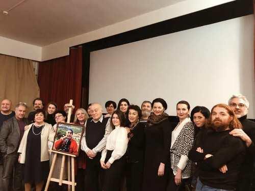 Вечер памяти режиссера Христофора Триандафилова прошел в Доме кино