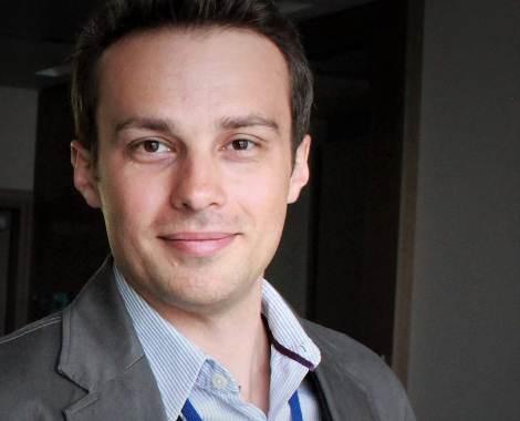 Кандидат филологических наук Денис Зубалов - бронзовый призер Всероссийского  конкурса молодых преподавателей вузов