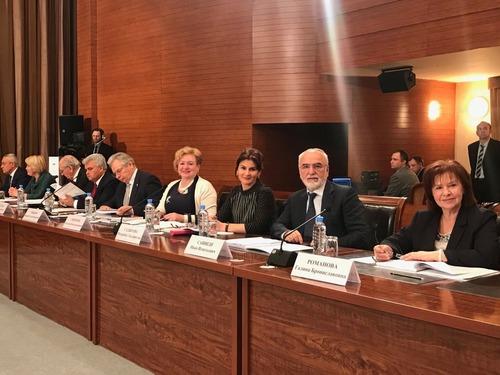 Ο Ιβάν Σαββίδης έλαβε μέρος στη συνεδρίαση του Συμβουλίου Διεθνοτικών Σχέσεων
