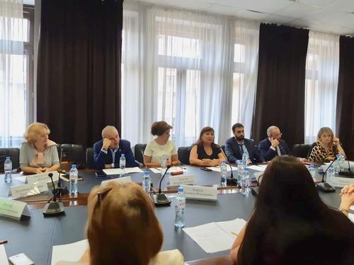Совещание Консультативного совета по делам национально-культурных автономий при ФАДН России