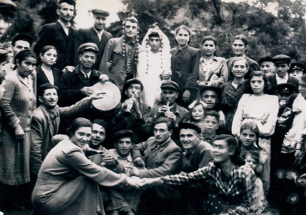 Свадьба в с. Ирага (Грузия)