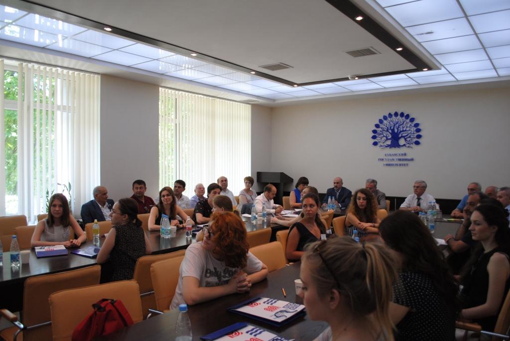 Всероссийский этап Всемирной Олимпиады по новогреческому языку среди молодежи, г. Краснодар, июнь 2016