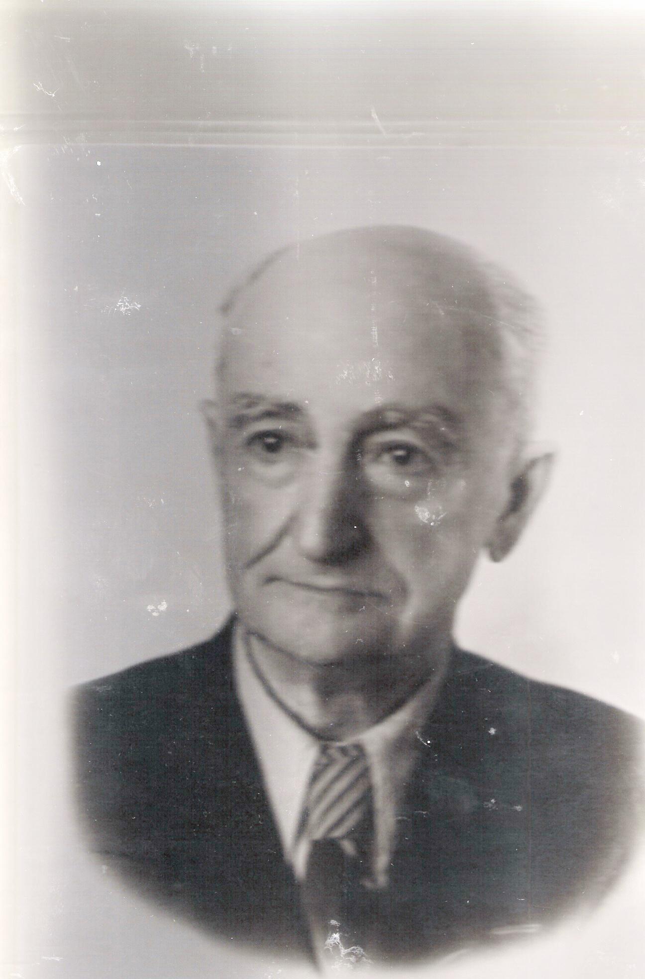 Василий Иванович Иоаниди. Фото, сделанное к 75-летию